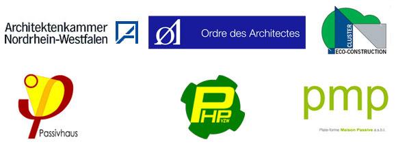 ordre des architectes, php passivhaus, architektenkammer nrw