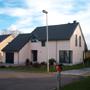 Habitation originale et contemporaine