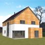 Passivhaus Fanuel Verdin Holzbau