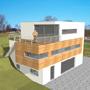 Moderner Bauhausstil Hergenrath